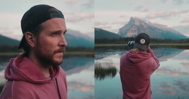 The Bucket Shot: Peter McKinnon's Journey to Shooting His Dream Photo