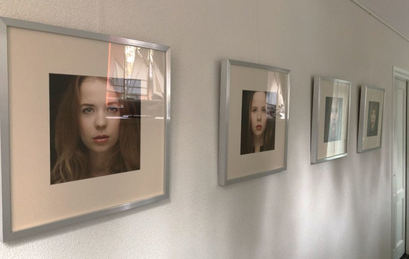 Shooting New Portraits of My Family, From Idea to Framing