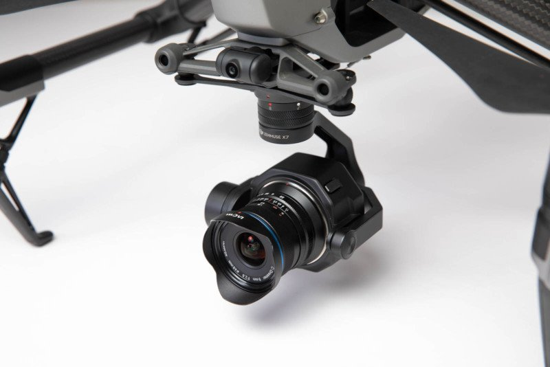 Venus Optics' Laowa 9mm f/2.8 is the Widest Lens for DJI Cameras/Drones