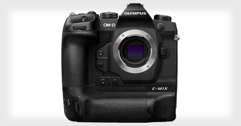 Olympus Unveils the OM-D E-M1X Pro Micro Four Thirds Camera