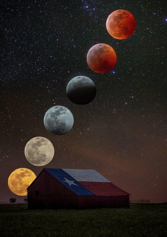 blood moon january 2019 peak time - photo #8
