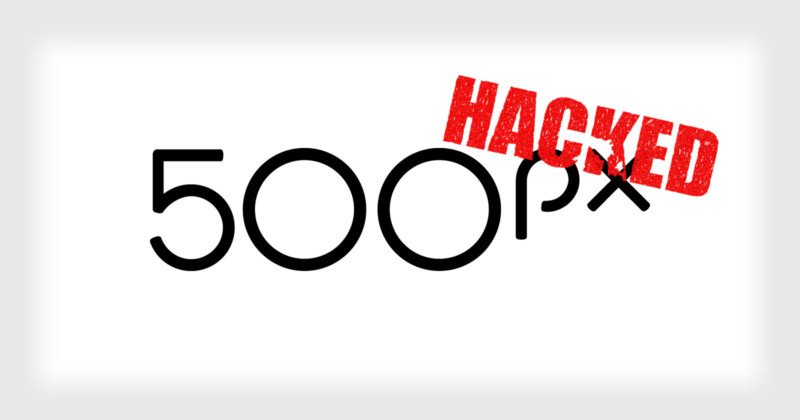500px Hacked: Personal Data Exposed for All 14 8 Million Users
