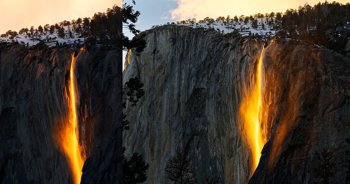 A History of the Yosemite Firefall and Tips for Photographing It