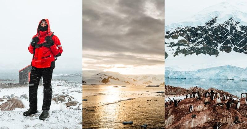 Taking a Photo Trip to Antarctica