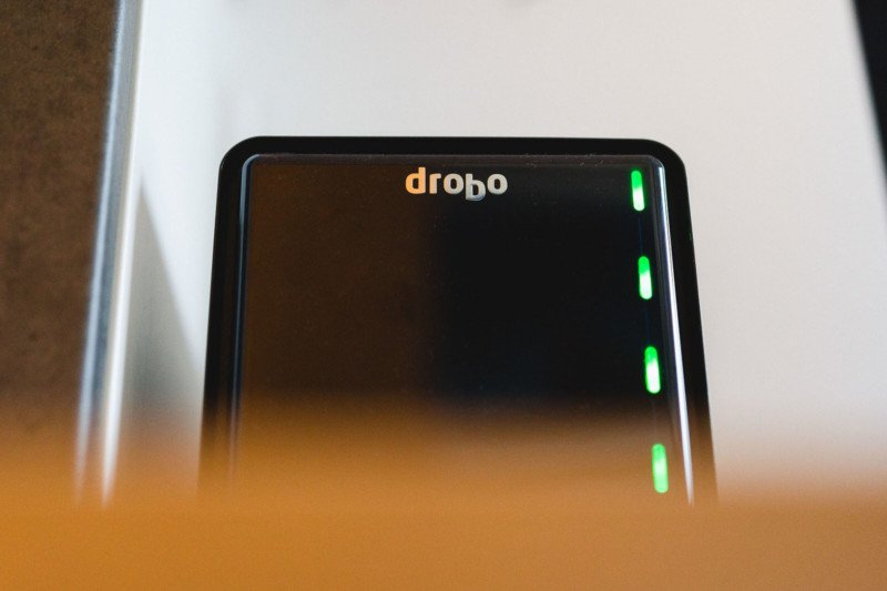 My Bad Experience with Drobo as a Wedding Photographer