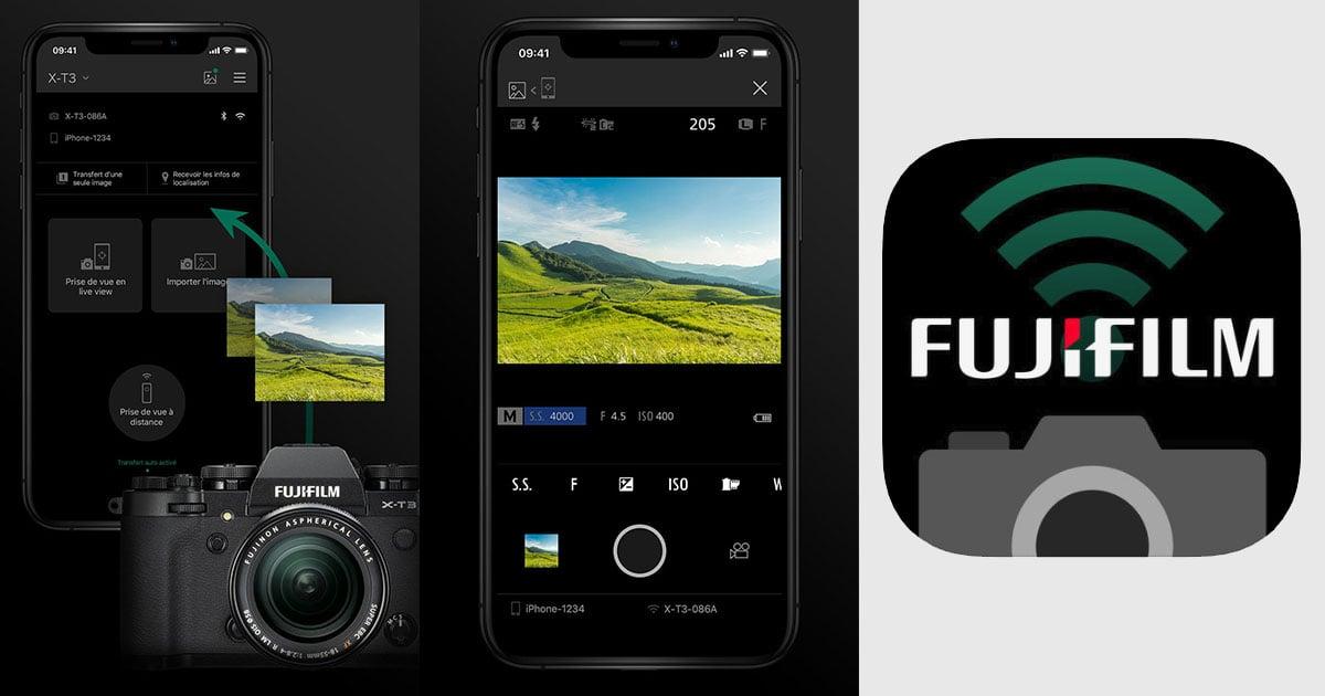 Fujifilm Finally Revamps Its Horrible Camera Remote App