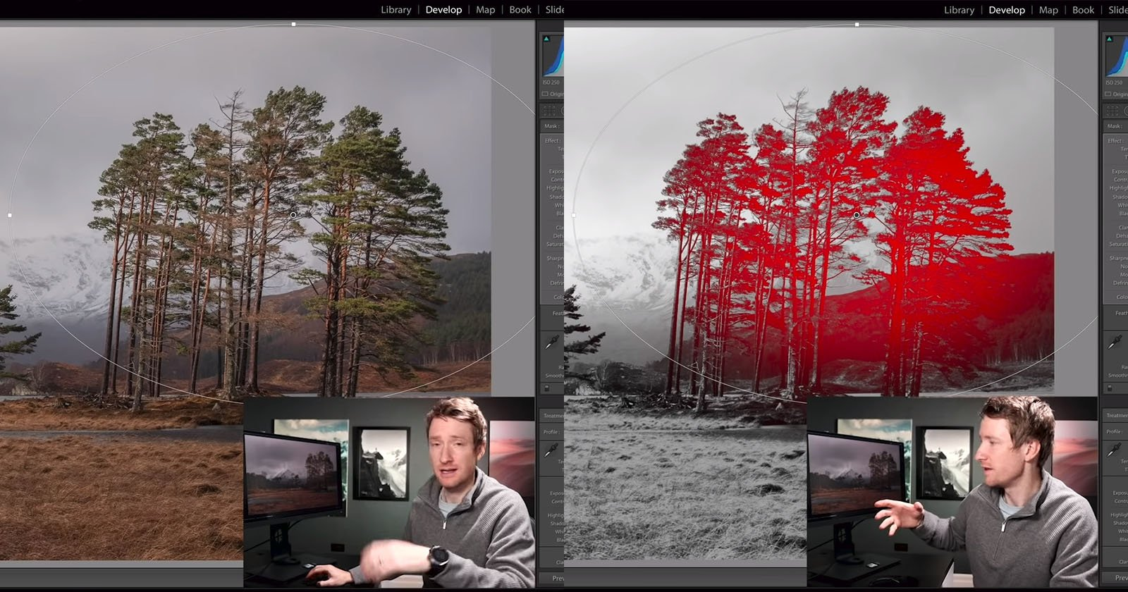 How Lightroom's Range Mask Tool Can Instantly Improve Your Photo Editing