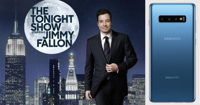 'Tonight Show' Shot an Entire Episode on the Samsung Galaxy S10