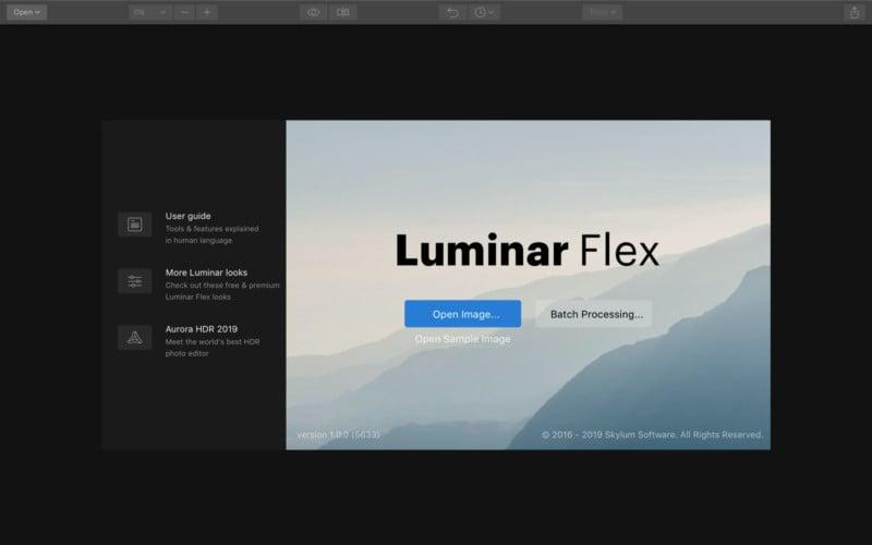 Luminar Flex Plugin Brings Luminar AI Tools to Photoshop