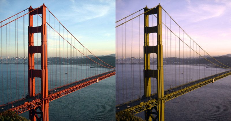 These Photos Show What SF Looks Like with Color Blindness