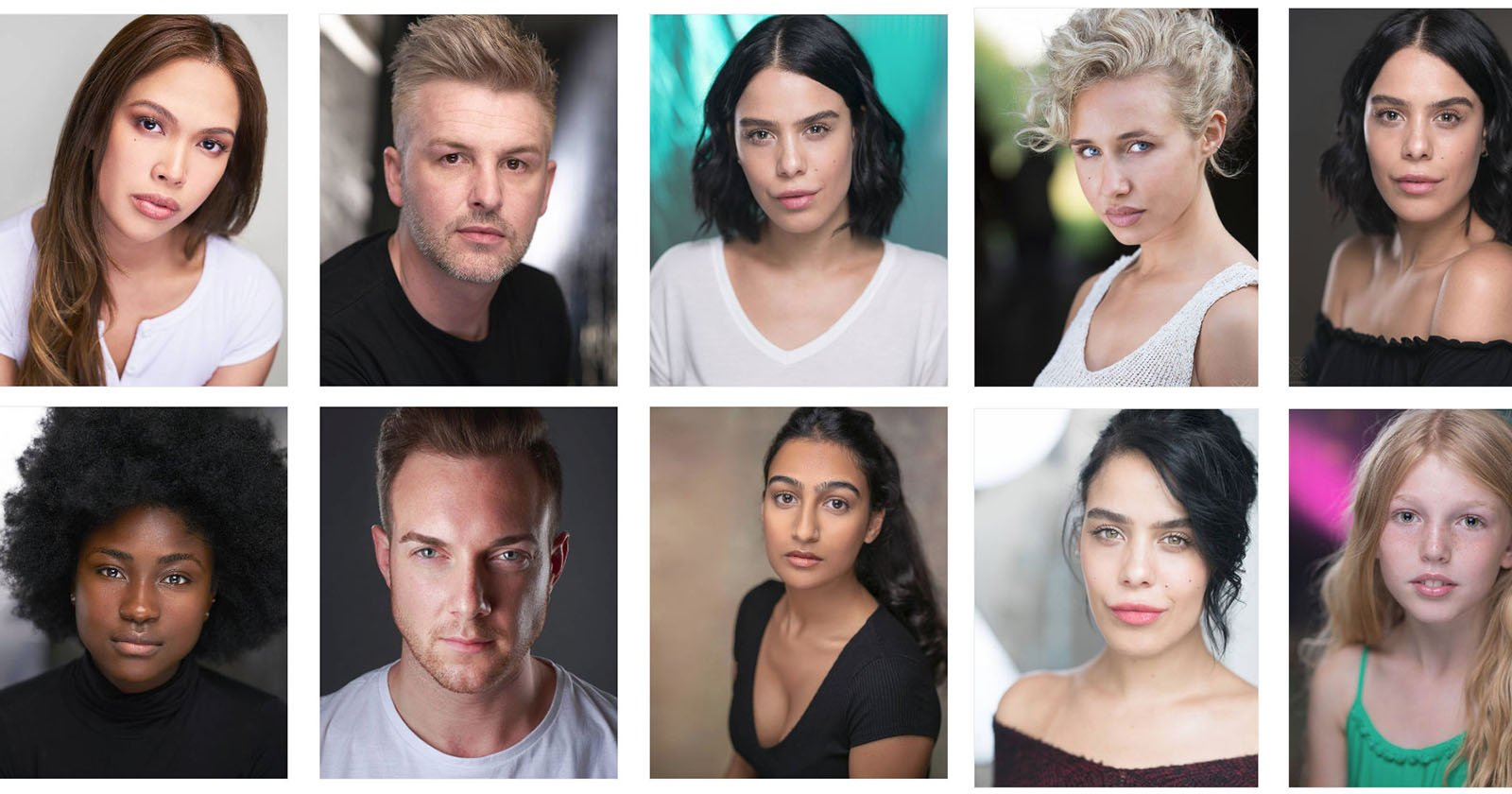 A Photographer's Tips on Preparing to Pose for Actor Headshots
