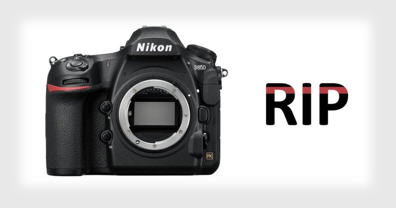 Nikon Had To Do Something To Stay In >> The Tragic Death Of My Nikon D850