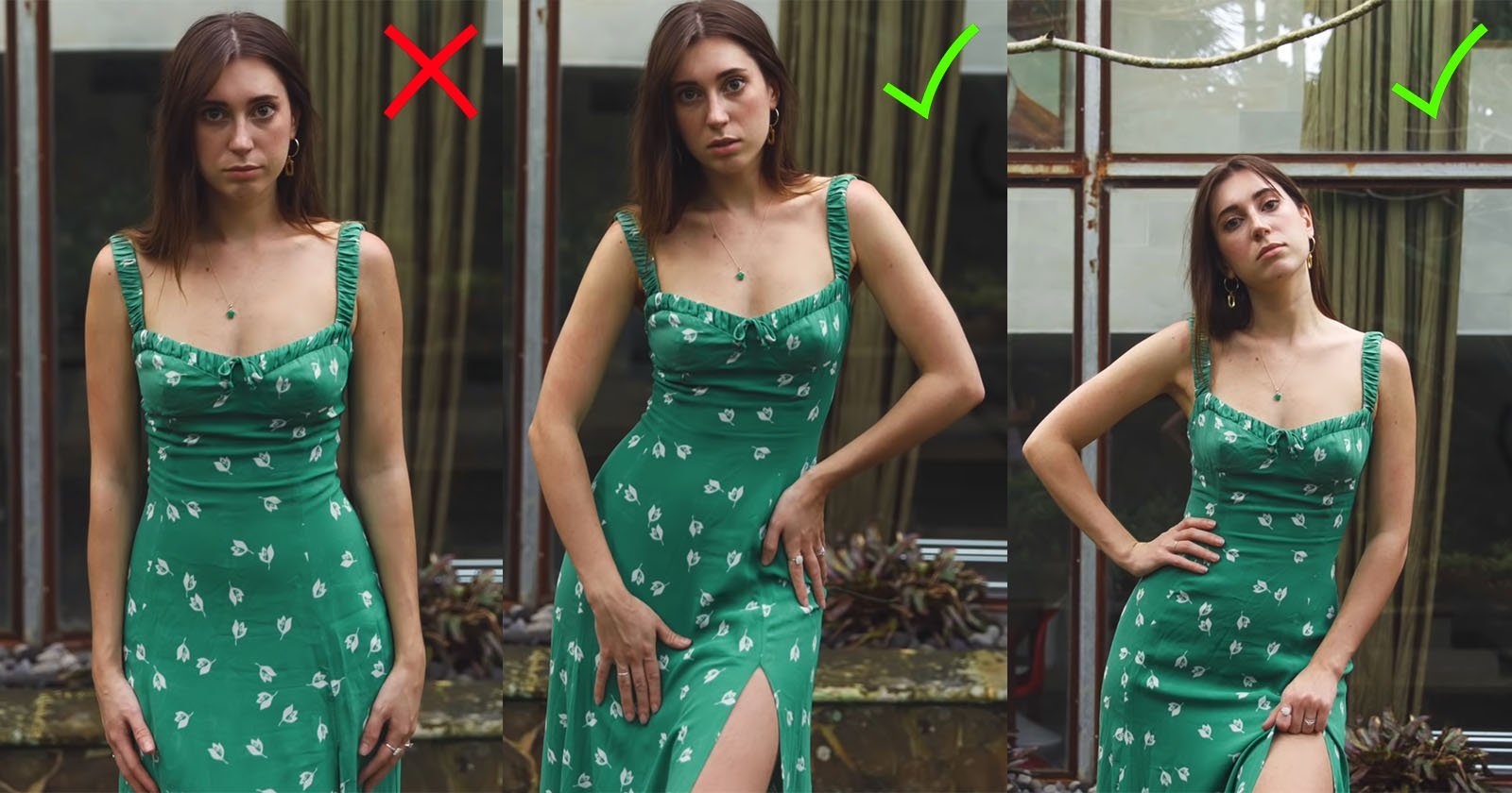 How to Pose Women Who Aren't Models