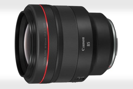 Canon Unveils the  RF 85mm f/1.2L, Its Go-To Mi...