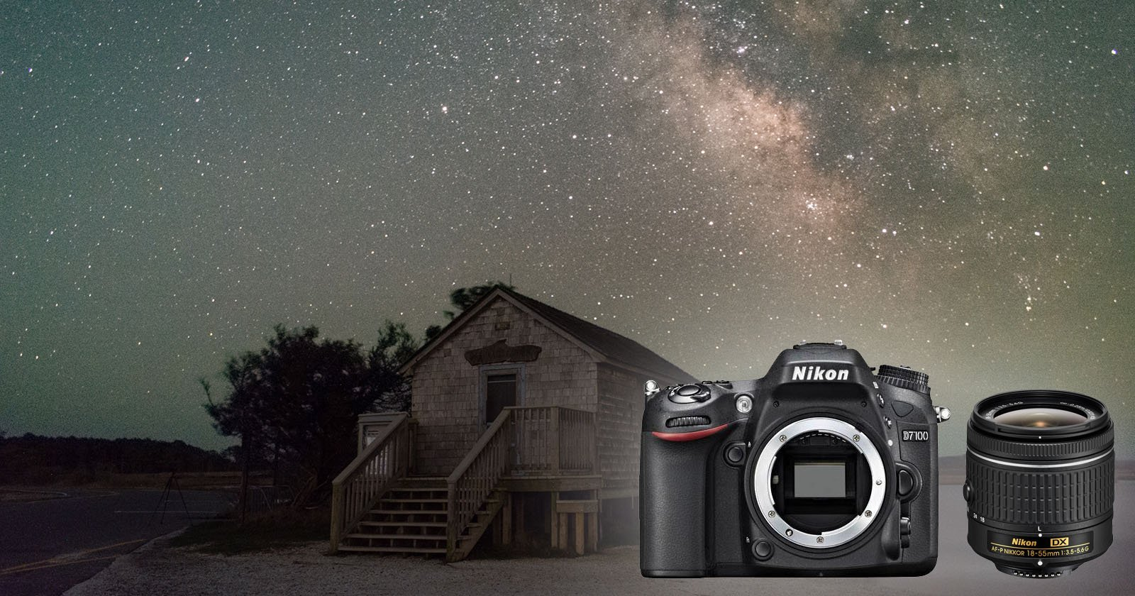 How To Shoot Milky Way Photos With A Crop Sensor Dslr And