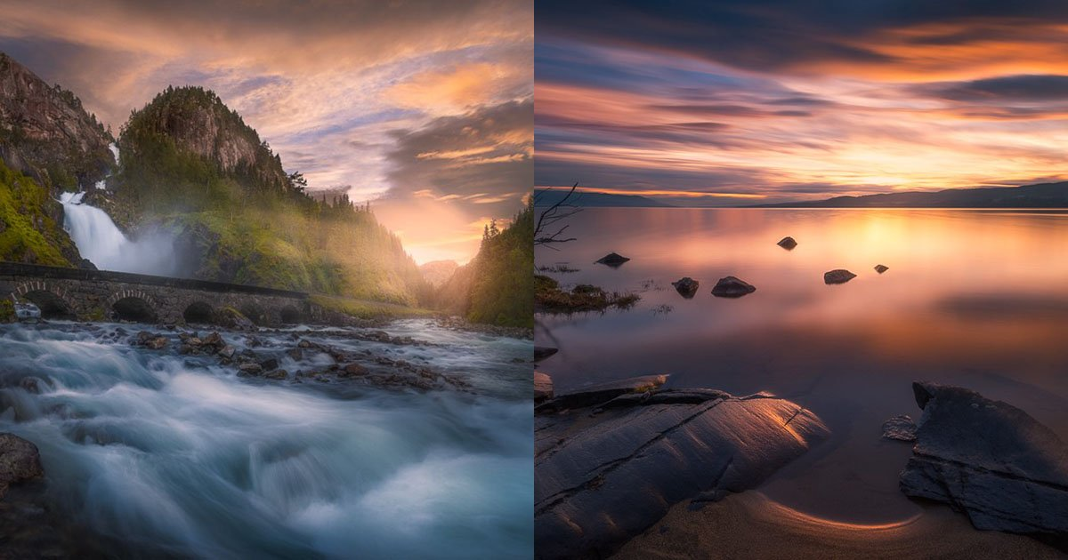 Lens Filters and Landscape Photos