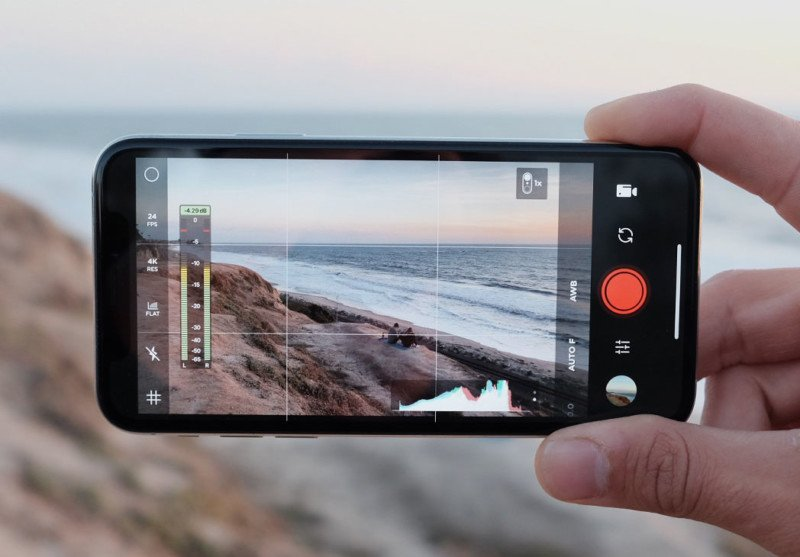 Moment Pro Camera App Update Adds Zebra Stripes and Focus