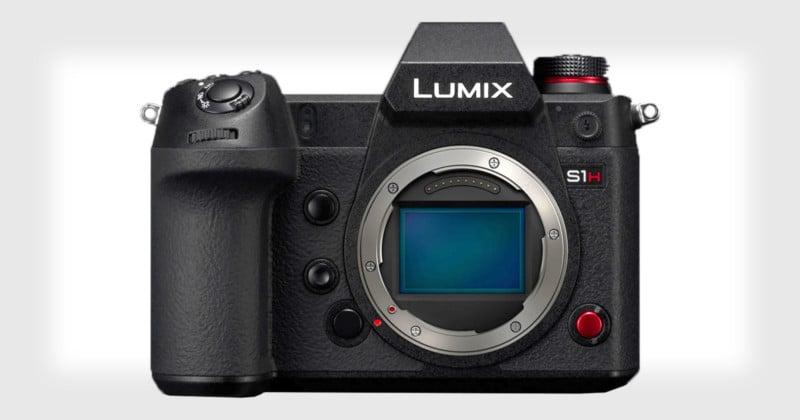 Panasonic Unveils the S1H, The First 6K Mirrorless Camera