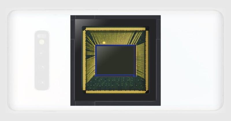 Samsung Unveils the World's First 64-Megapixel Smartphone Sensor