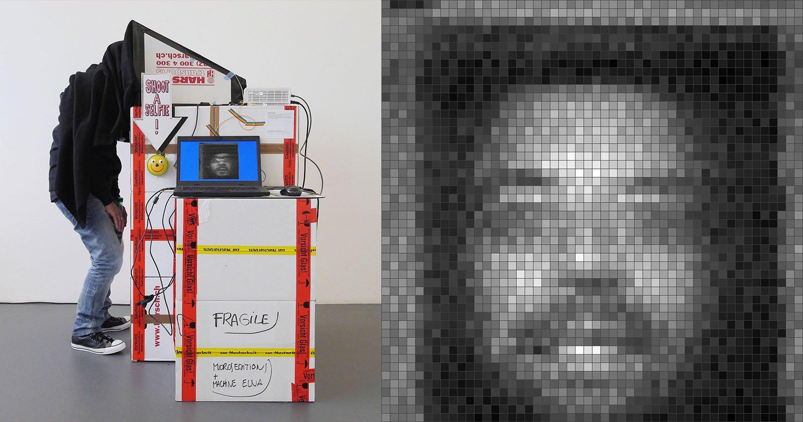 I Built a Kilopixel Camera That Uses a Single Photoresistor for Portraits