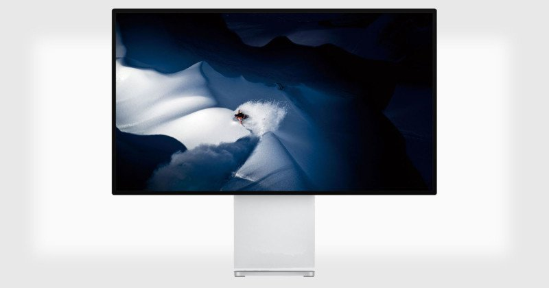 Apple's New 6K 32-Inch Display Costs $5,000    Without the