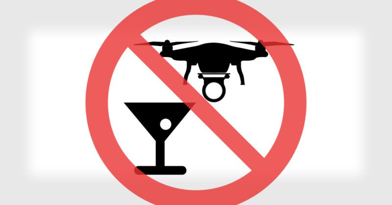 Drunk Droning is Now Illegal in Japan