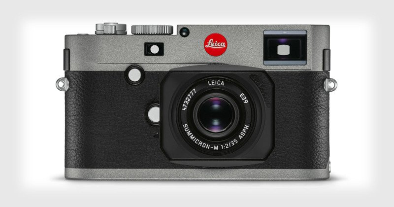 Leica Unveils the M-E (Typ 240) Entry-Level M Rangefinder