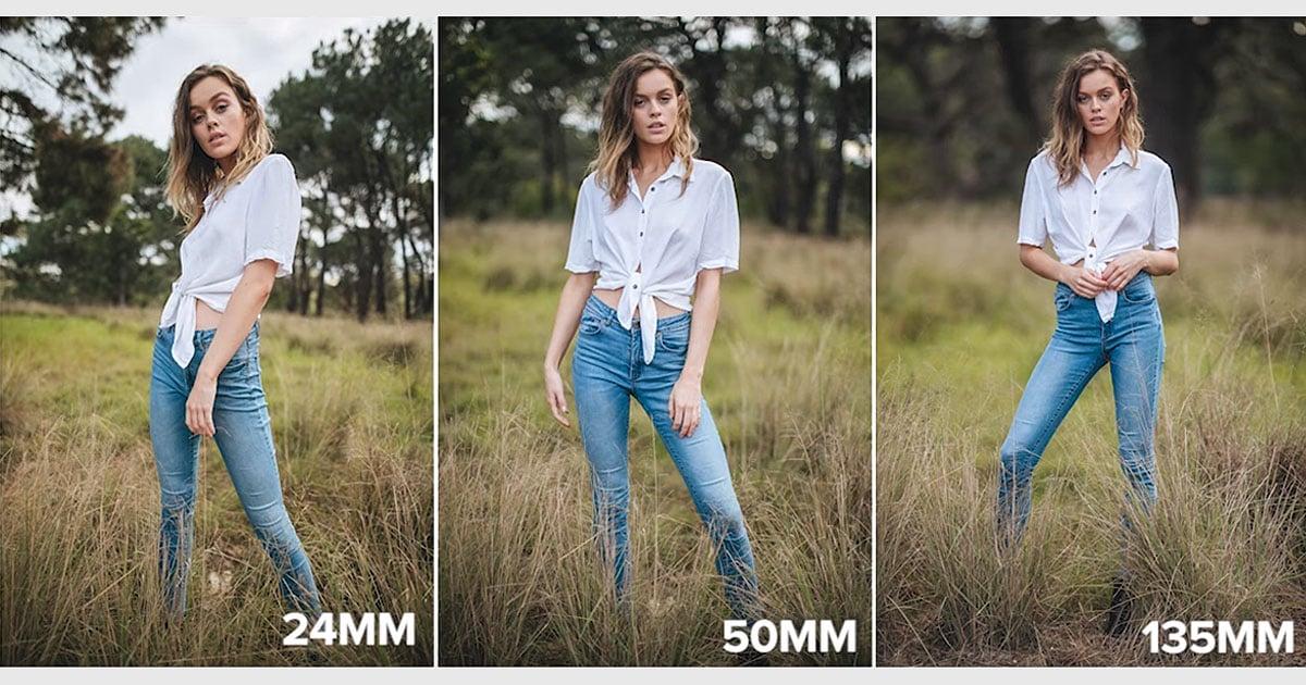 Prime Lens Portrait Shootout: 24mm vs 35mm vs 50mm vs 85mm vs 135mm