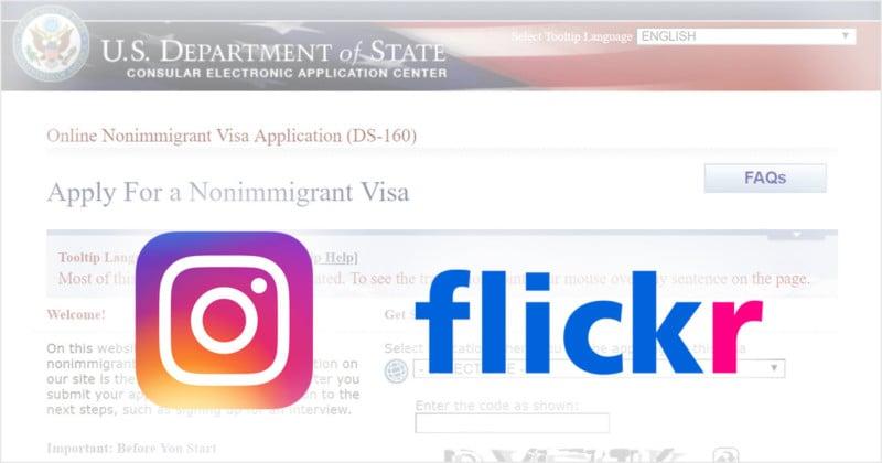 us visa social media username