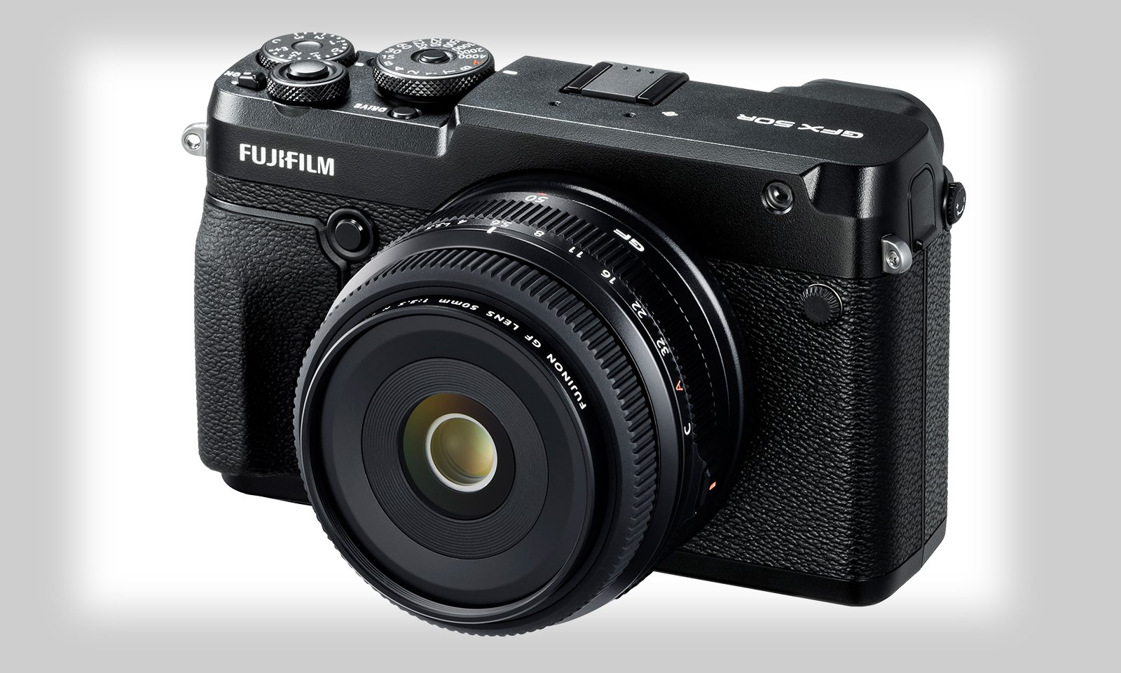 Fujifilm Unveils GF 50mm f/3.5 R: Its Smallest Medium Format Lens Yet