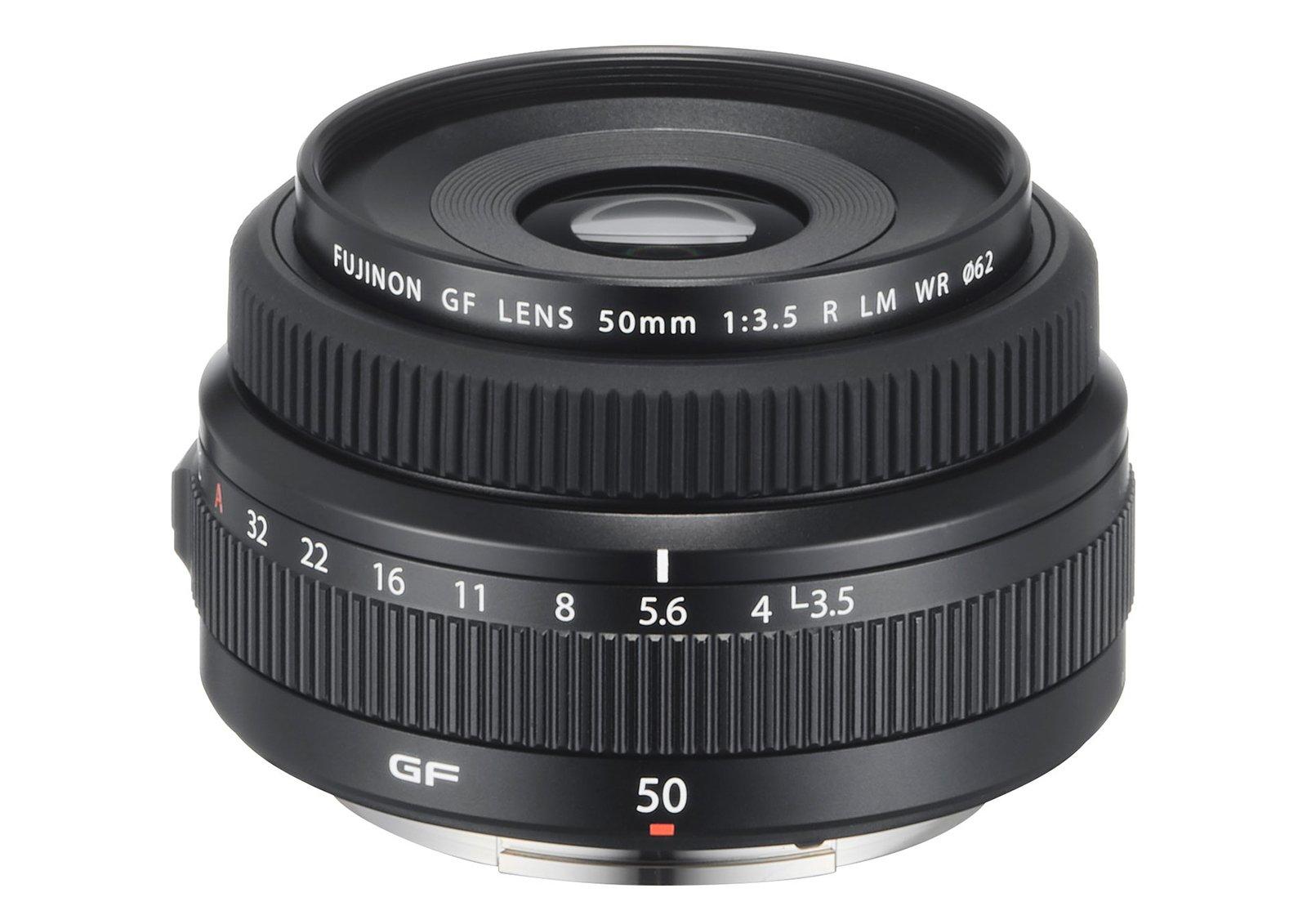 Fujifilm Unveils GF 50mm f/3 5 R: Its Smallest Medium Format