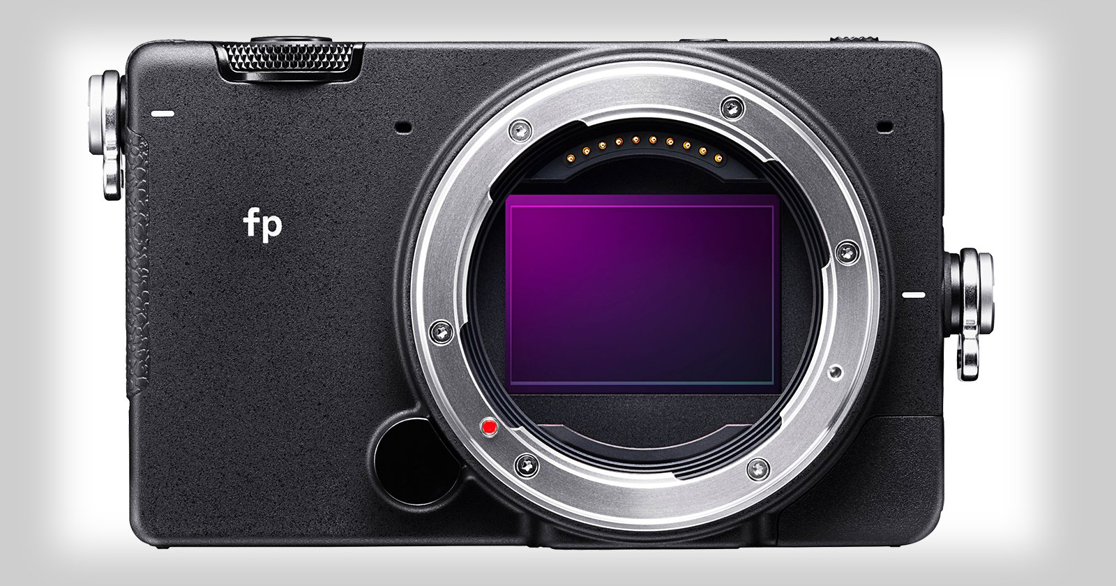 Sigma Unveils the 'fp': The World's Smallest Full-Frame Mirrorless Camera