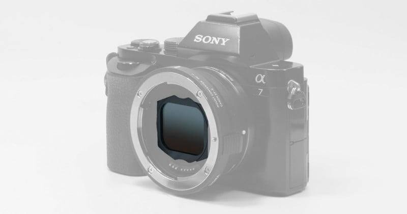 Wallfire M42 Screw Mount Lens Adapter for Canon EOS R RF Full Frame Digital Cameras