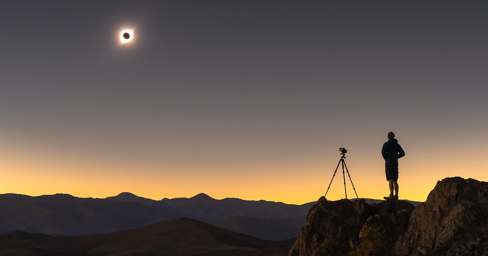 What I Learned from Capturing My First Total Solar Eclipse