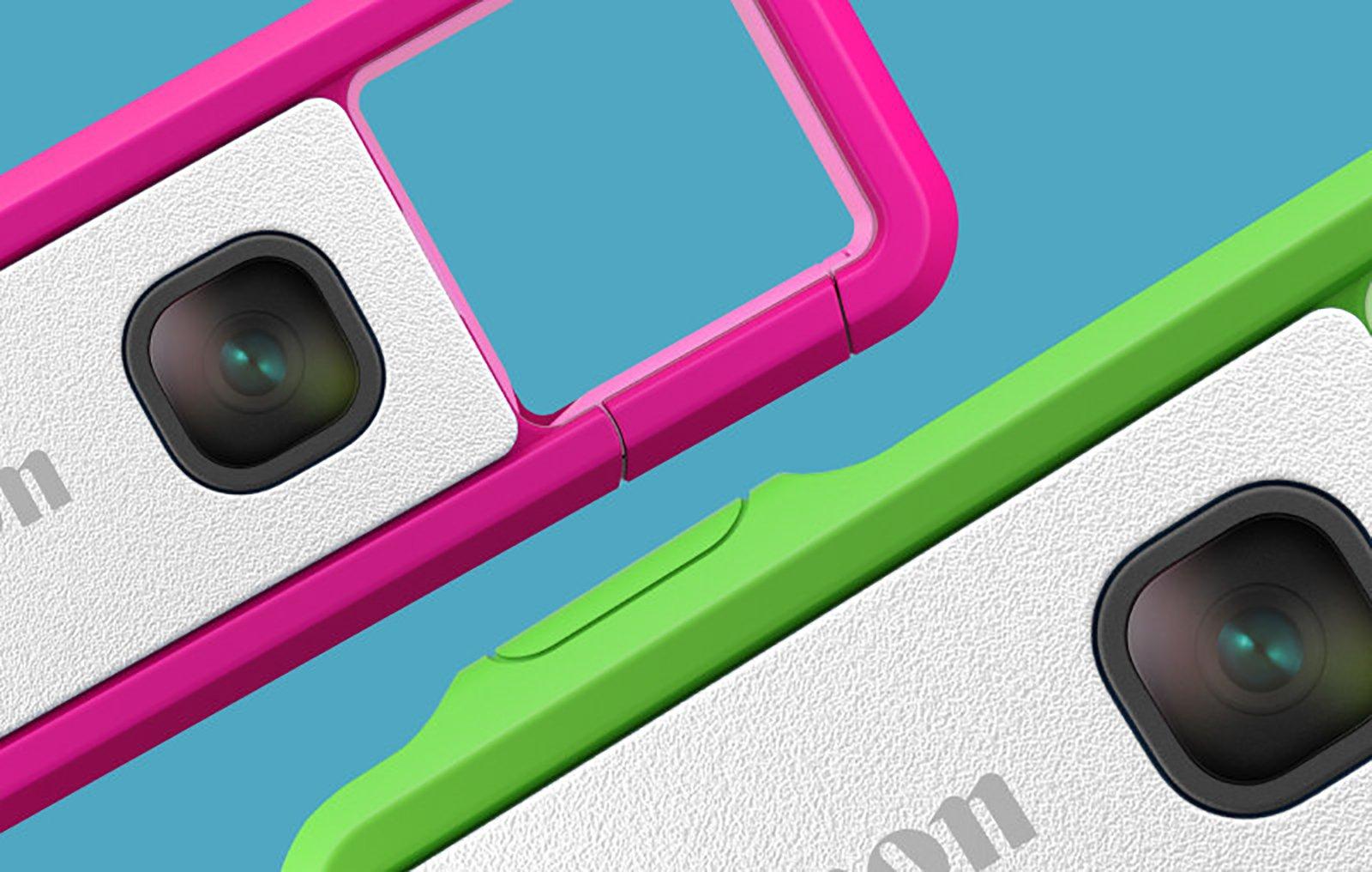 Canon is Crowdfunding a 'Clippable' Camera Through Indiegogo