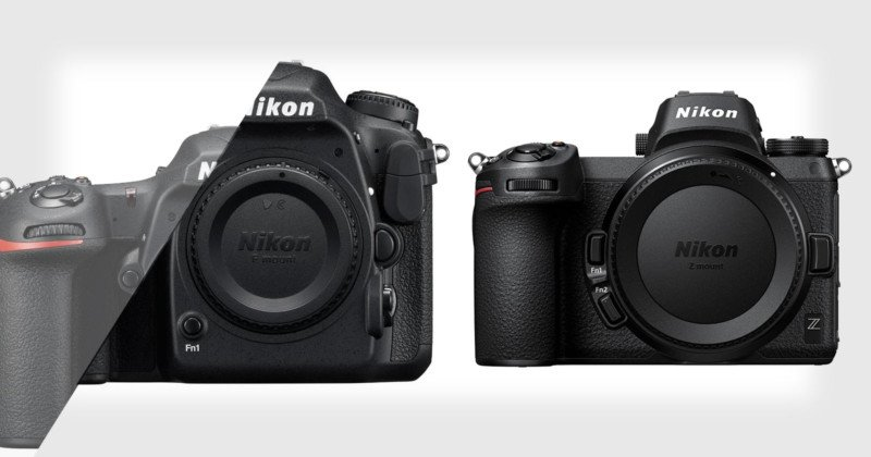 Nikon to Ditch 1/3 of Its DSLR Lineup in Shift to Mirrorless: Report