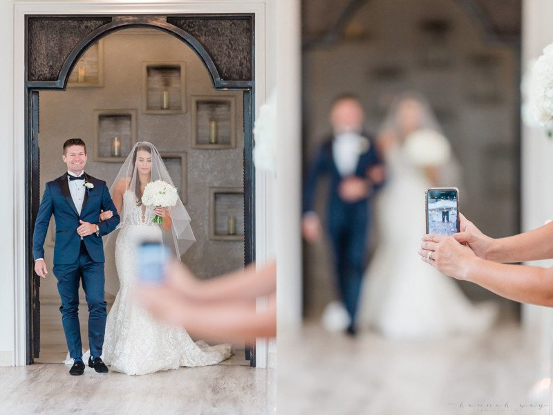 Wedding Photog: This is Why Guests Should Put Phones Away