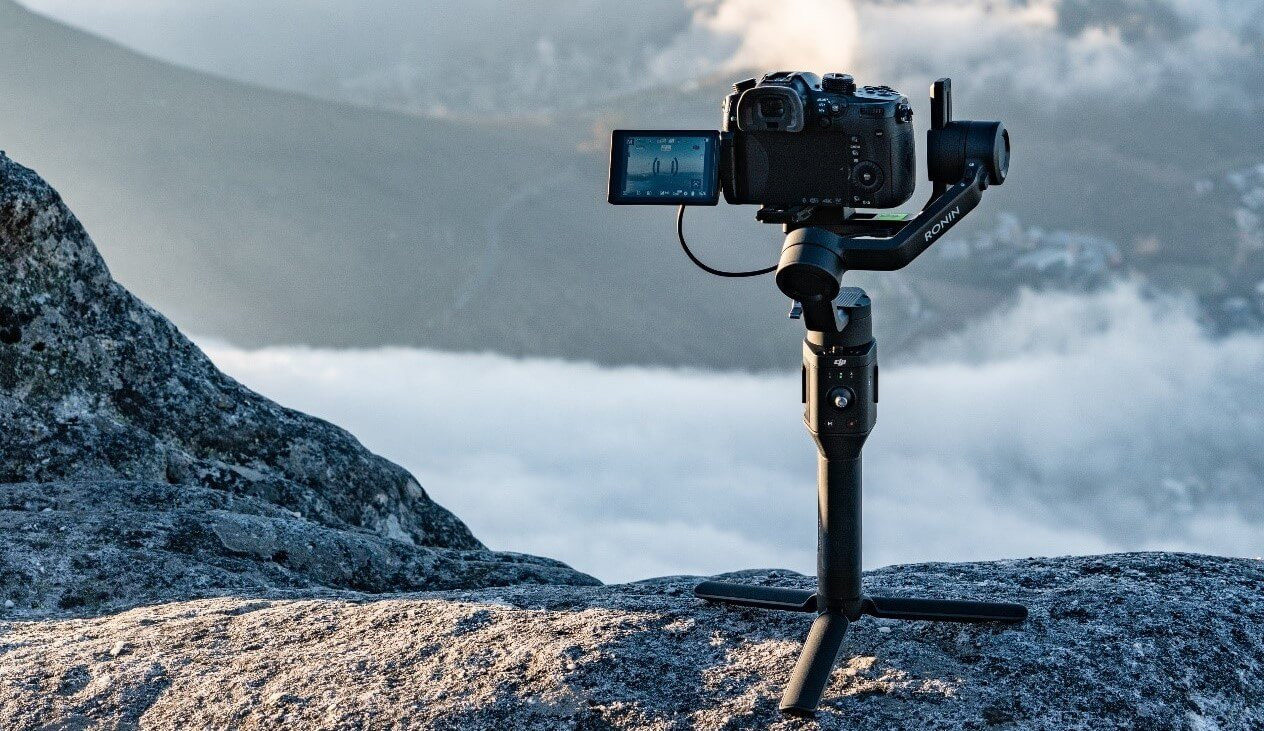DJI Details Ronin-SC Single-Handed Stabilizer for Mirrorless Cameras