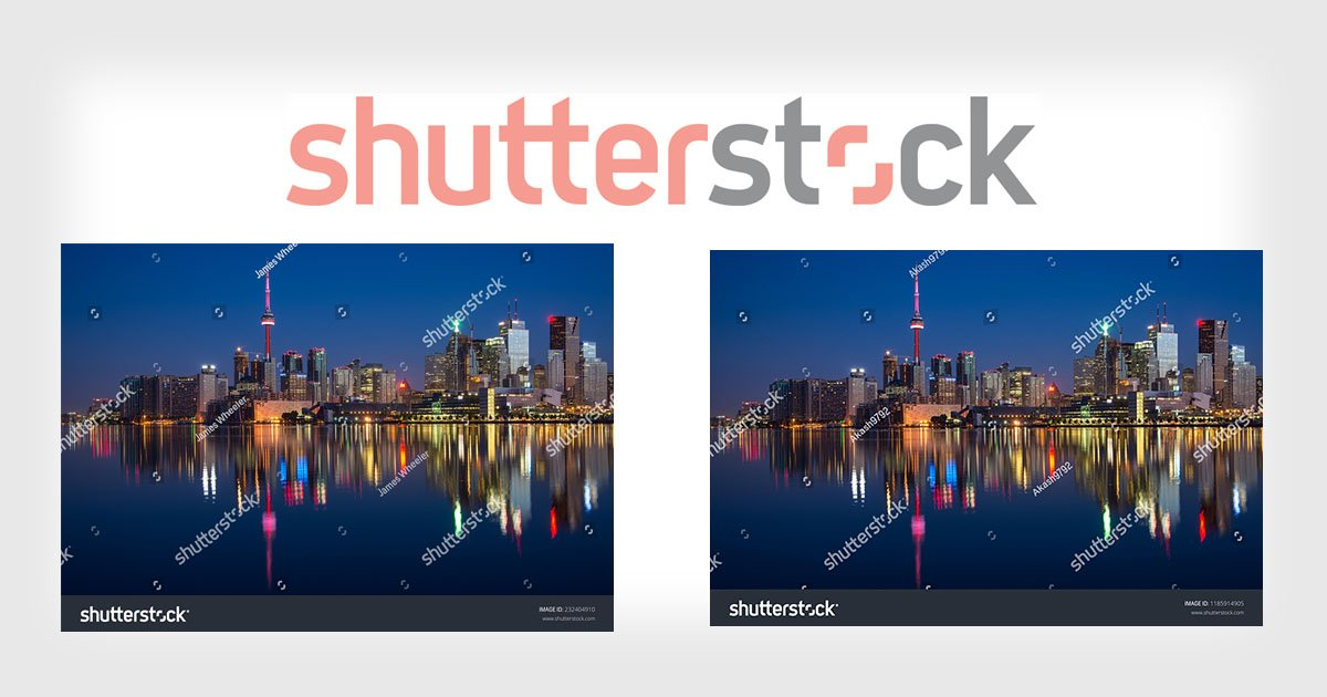 Thieves May Be Selling Your Photos on Shutterstock