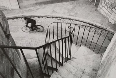 A Closer Look at the Iconic Cyclist Photo by Henri Cartier-Bresson