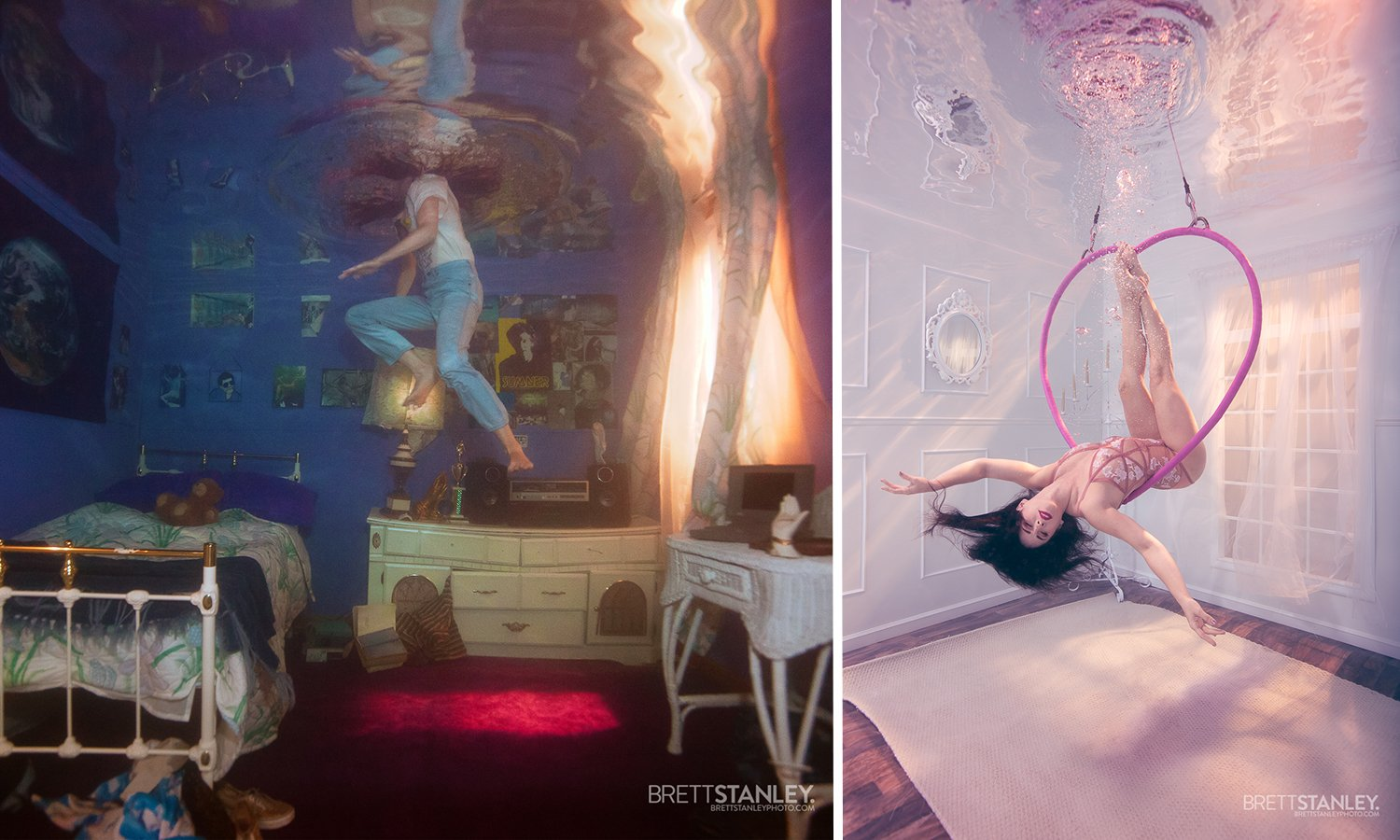 Building Hyper Realistic Photography Sets Underwater