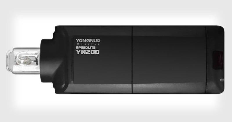 Yongnuo YN200 Pocket Flash Will Be a Godox Clone