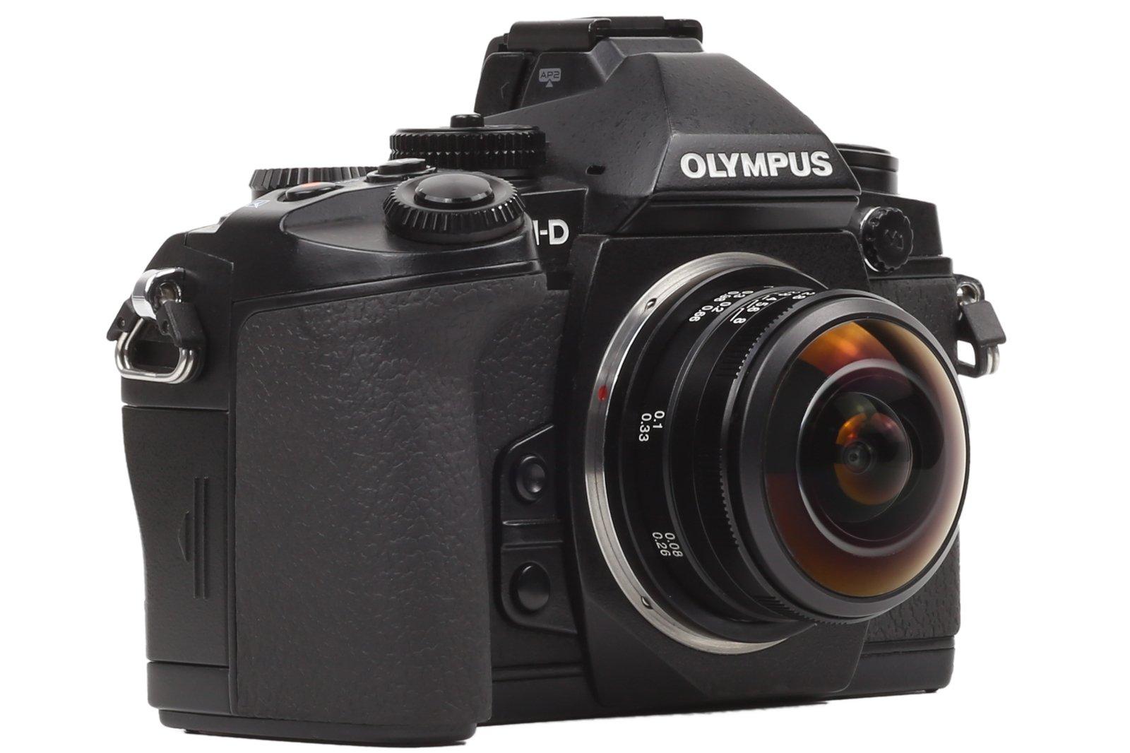 Venus Optics Releases 4mm f/2.8 Fisheye Lens with 210° Field of View