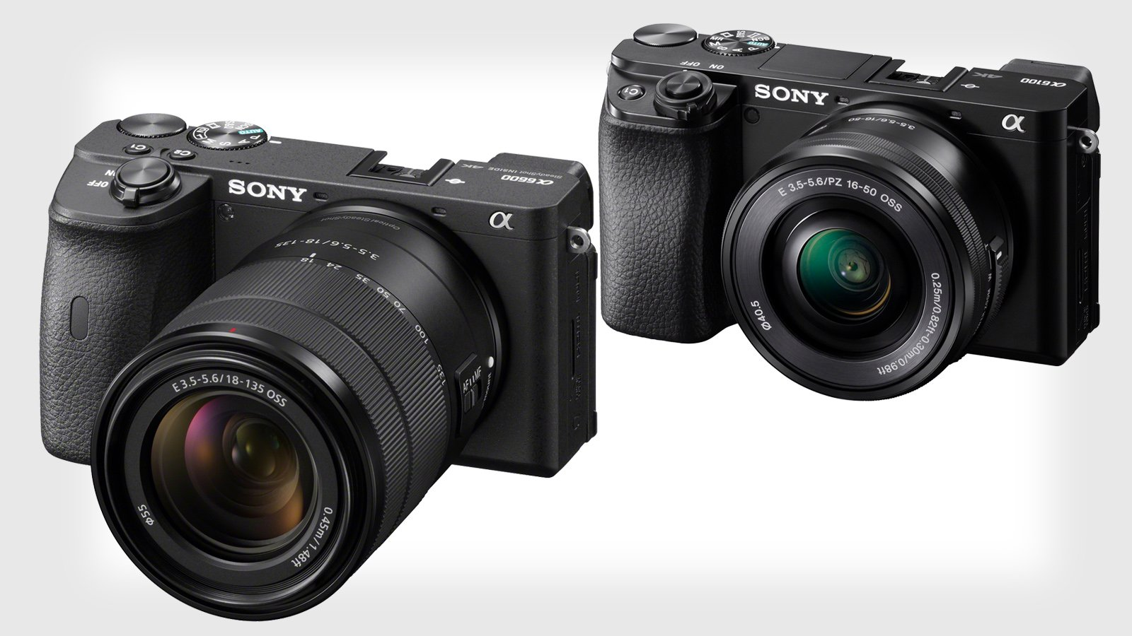 Sony Unveils New Flagship a6600 and Entry-Level a6100 APS-C