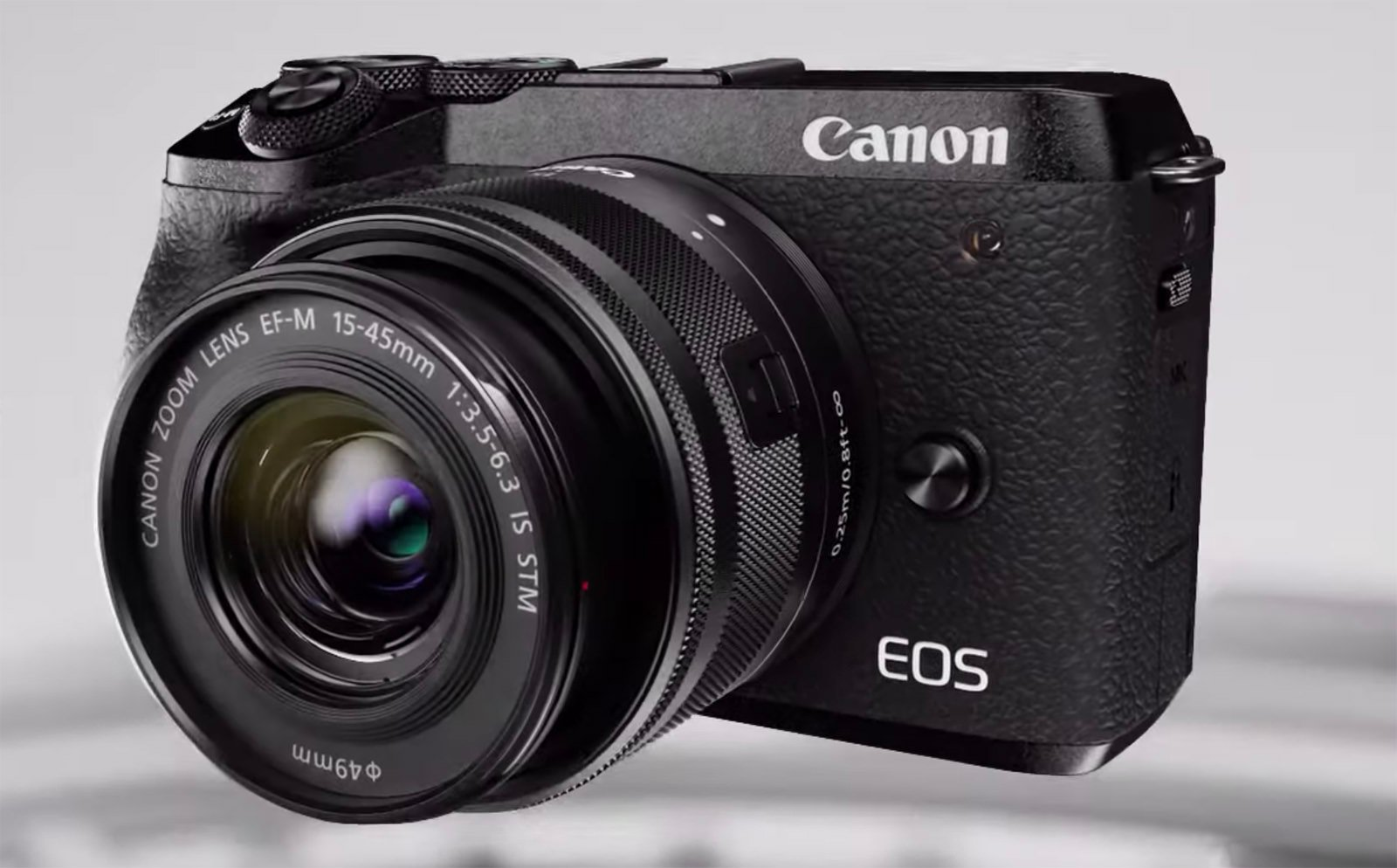 Canon EOS M6 Mark II Leaked: 32.5MP Sensor, 4K Video, 30fps RAW Burst