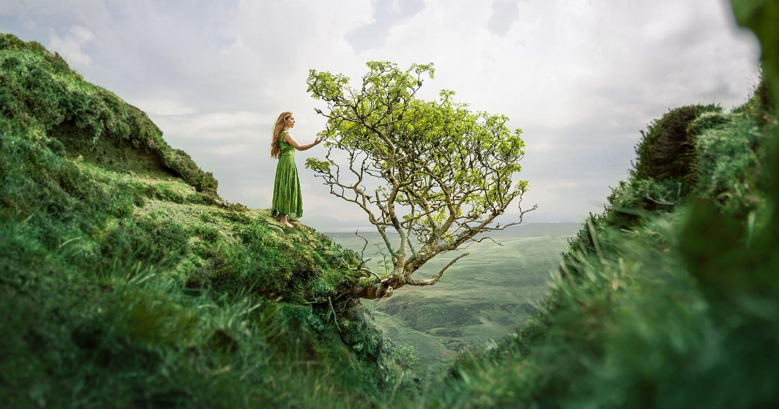 Inside the Mind of a Self-Portrait Landscape Photographer