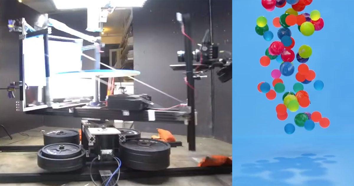 This Crazy Camera Rig Spins a Phantom Camera at 150RPM