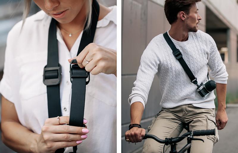 This Simple Universal Camera Strap Has Raised Over $75K on Kickstarter