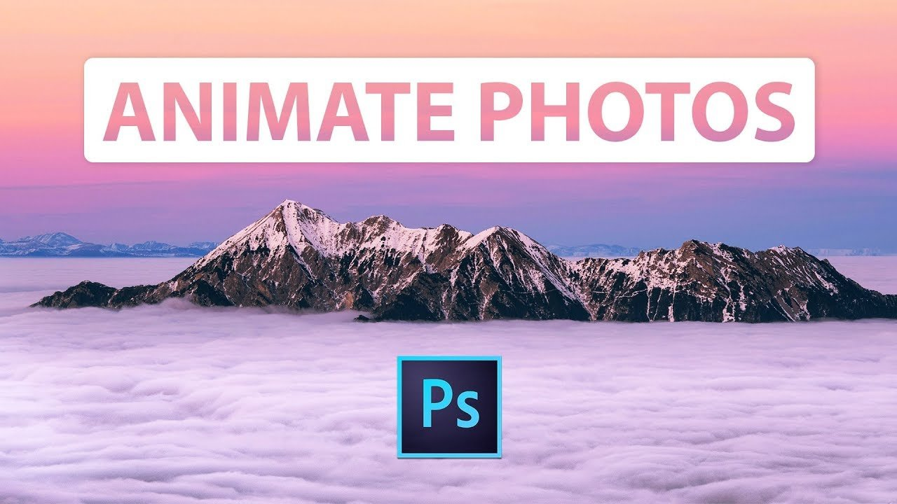 How to Quickly and Easily Animate a Still Photo in Photoshop