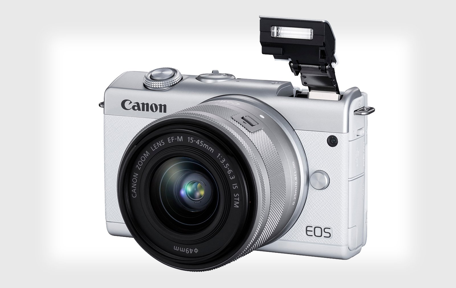 Canon Unveils Entry-Level EOS M200 with Eye Detection and 4K Video - PetaPixel thumbnail